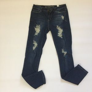 Blue Notes super skinny distressed jeans